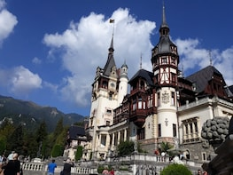 Day Trip in Transylvania:Dracula& Peles Castle & Brasov City