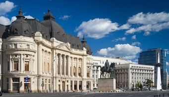 Bucharest Private City Tour