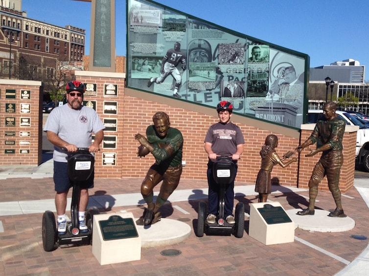 Show item 4 of 7. Everything Green Bay Segway Tour