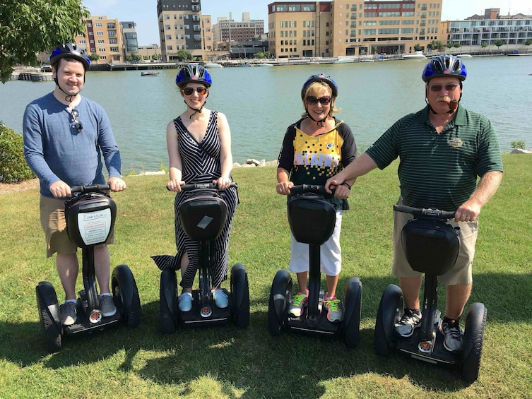 Show item 5 of 7. Everything Green Bay Segway Tour