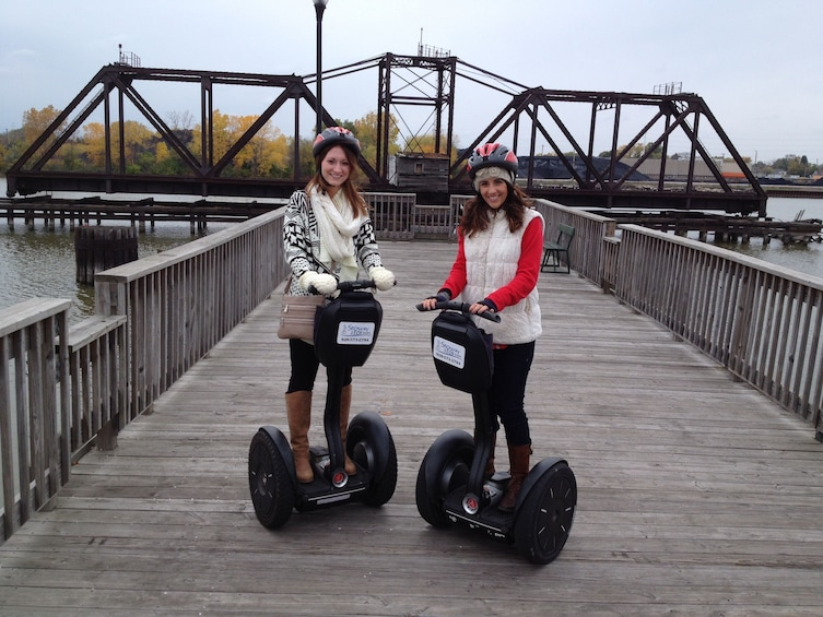 Show item 1 of 7. Everything Green Bay Segway Tour