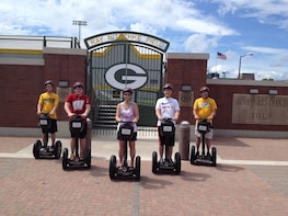 Green Bay Stadium District Segway Tour