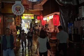 Hidden Naha food walk tour