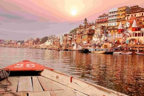 Holy city with Golden triangle tour