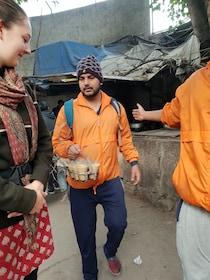 Walking Tour- Old Delhi