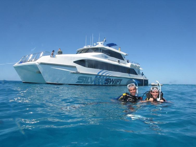 Show item 1 of 4. Silverswift Dive & Snorkel Adventure