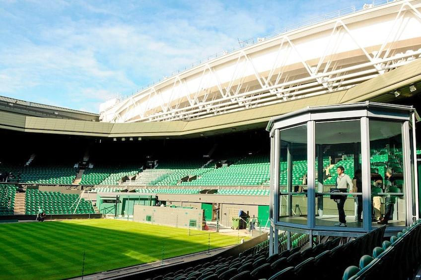 Show item 3 of 4. Wimbledon Lawn Tennis Museum Entrance Ticket