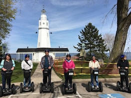 Rich Neenah Paper Trail Segway Tour