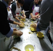 Cooking Class Experience in the Hills of Venice
