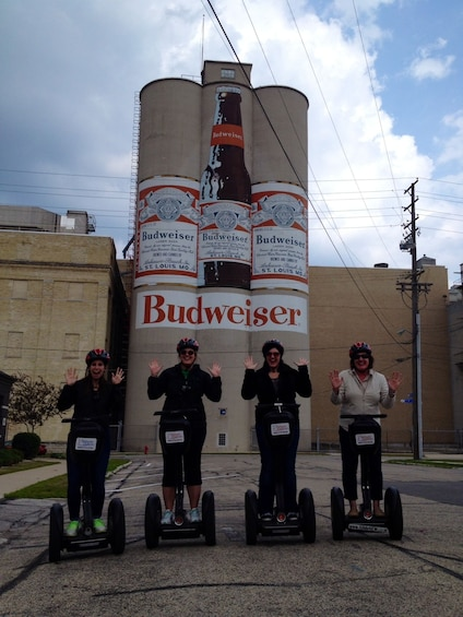 Show item 4 of 7. Manitowoc On the Coast Segway Tour