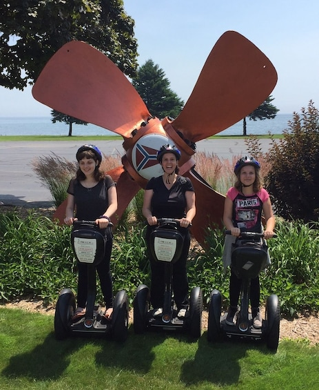 Show item 5 of 7. Manitowoc On the Coast Segway Tour