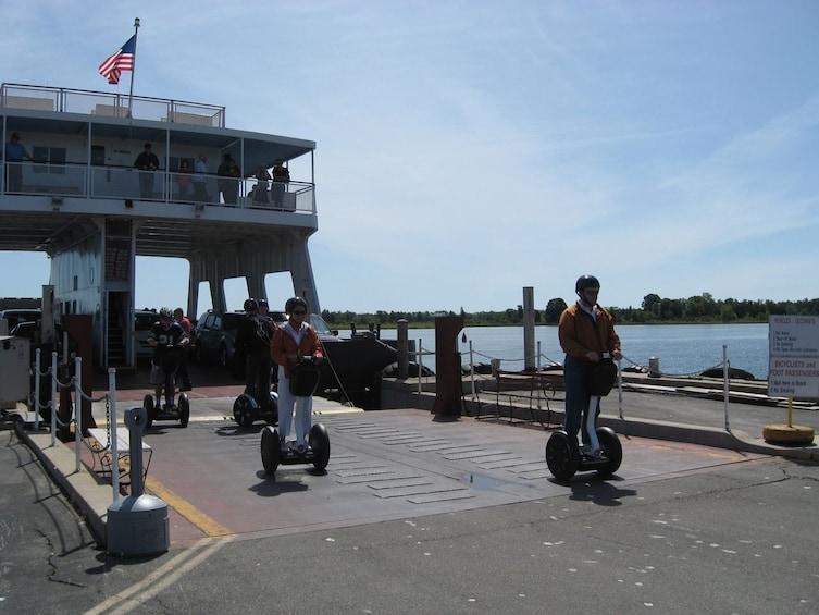 Show item 3 of 5. Washington Island Segway Tour