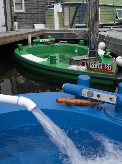 Show item 3 of 10. 2 Hour Lake Union Hot Tub Cruise