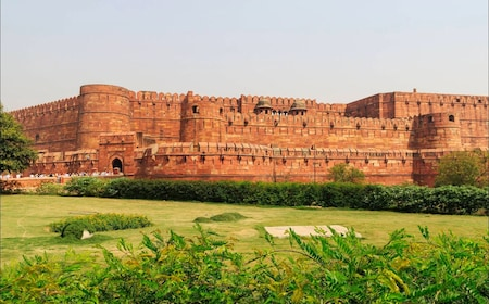 Same Day Taj Mahal Tour From Delhi With Express Train All in