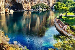 Thermal SPA Unique Experience at Lake Vouliagmeni in Athens