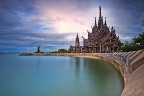 The Sanctuary of Truth in Pattaya Admission Ticket