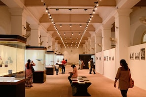 Tour to Indian Museum Kolkata