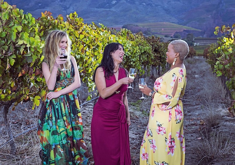 Show item 2 of 10. Cape Winelands: Stellenbosch and Franschhoek Private Tour