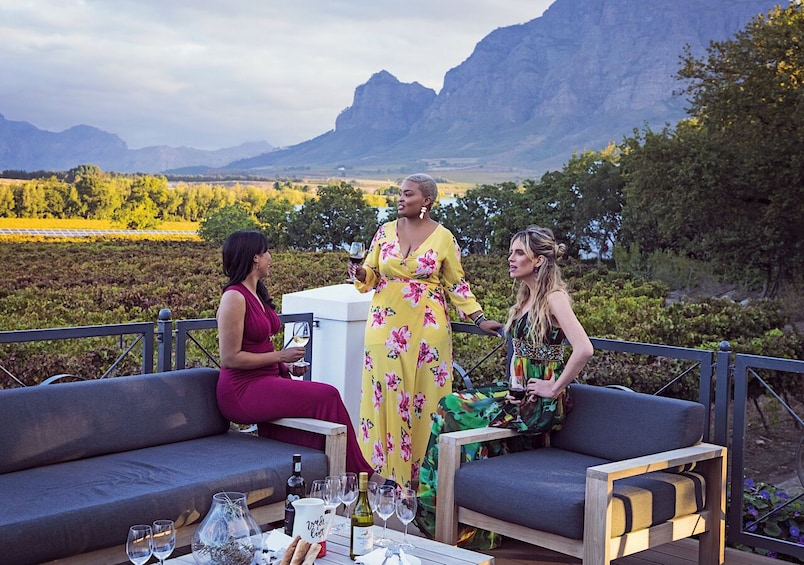 Show item 5 of 10. Cape Winelands: Stellenbosch and Franschhoek Private Tour