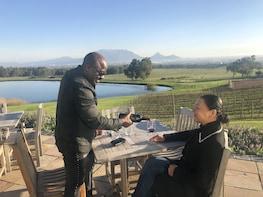 Cape Winelands: Stellenbosch and Franschhoek Private Tour