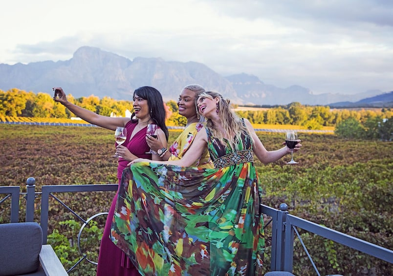 Show item 4 of 10. Cape Winelands: Stellenbosch and Franschhoek Private Tour