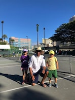 World Class Tennis Lessons For Jr's.