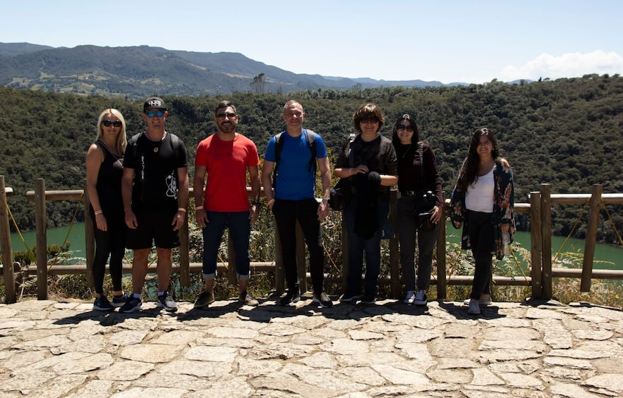 Show item 2 of 8. Guatavita and Salt Cathedral-Group tour with daily departure
