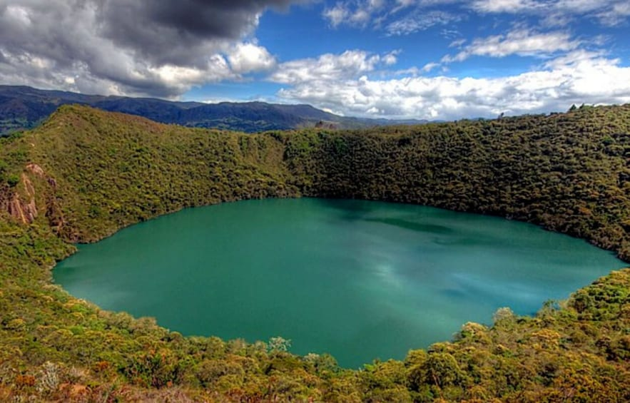 Show item 1 of 8. Guatavita and Salt Cathedral-Group tour with daily departure