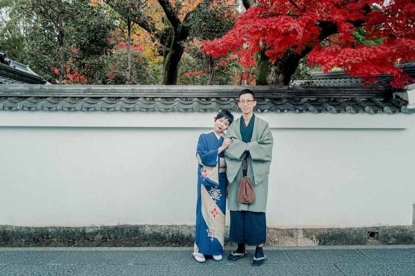 Show item 2 of 10. Private Photo Tour in Kyoto!