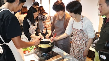 Make Local Dishes and Dine at a Historic Japanese old House