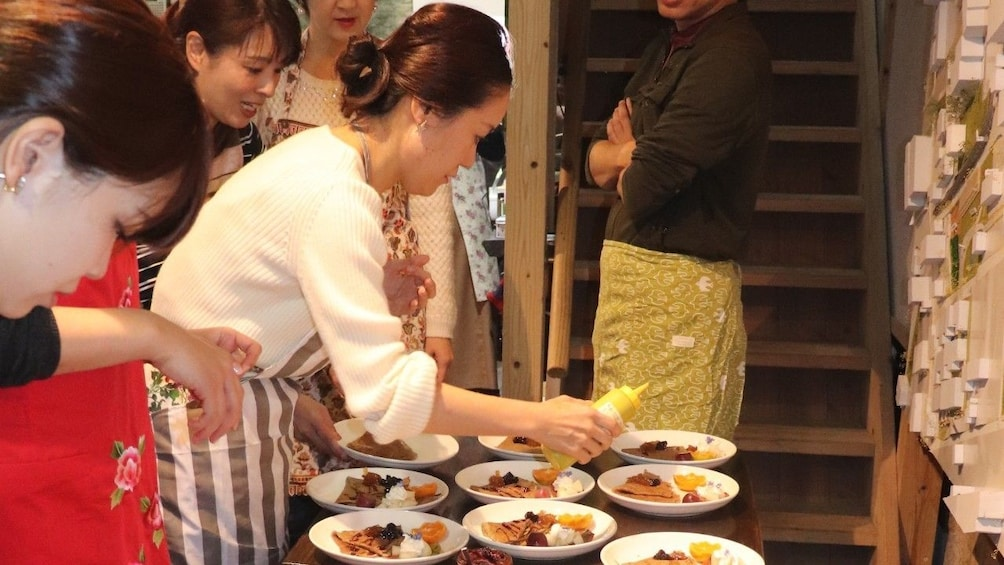 Show item 4 of 4. Make Local Dishes and Dine at a Historic Japanese old House