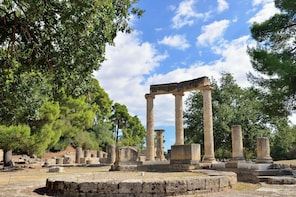 Ancient Olympia: Audio Tour on your Phone (no ticket)