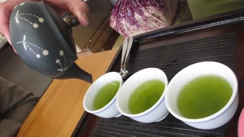 Make Delicious Miyakonojo Tea with Mt. Kirishima's PureWater