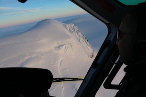 Glacier Tongues Helicopter Tour from Skaftafell Terminal