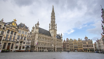 Discover Brussels with a Local: Best Intro Tour