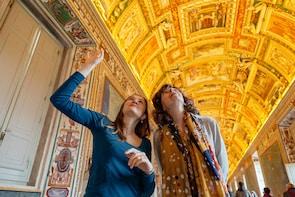 Skip the Line Private Tour: Vatican City & Secrets