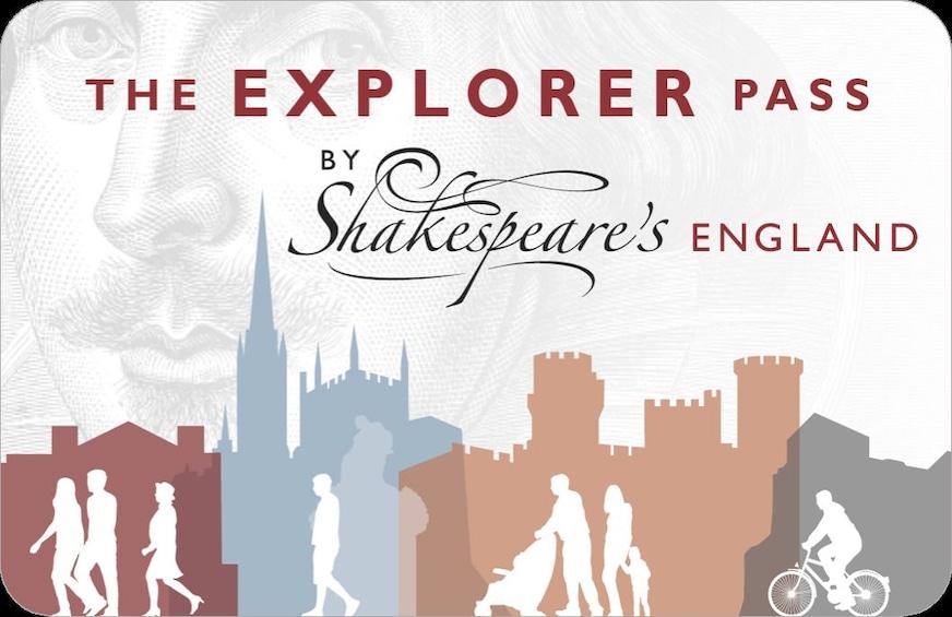 Show item 1 of 10. Shakespeare's England Explorer Pass - 3-Day Pass