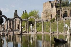 Tivoli Villas Private Day Trip from Rome By Car