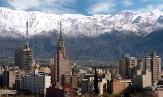 Half Day City and Surroundings areas of Mendoza - Argentina