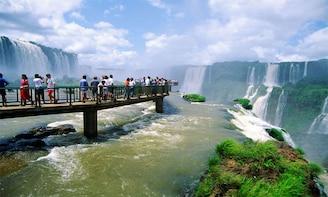 Half Day Brazilian Waterfalls - From Argentina