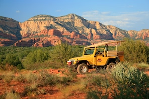 Lil Outlaw Jeep Tour