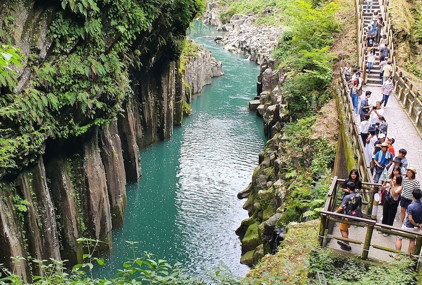 Show item 1 of 8. Takachiho Gorge full day private tour