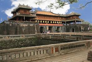 Hue City Half Day Tour With Thien Mu Pagoda