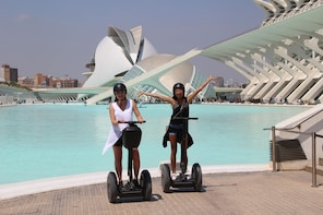 City of Arts and Sciences Segway Tour
