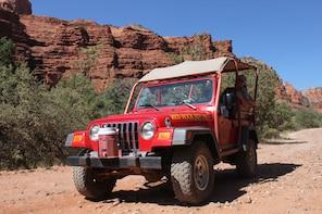 Old Bear Wallow Jeep Tour in Sedona