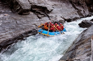Shotover River Whitewater Rafting
