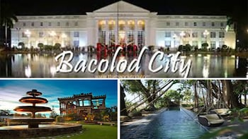 BASIC CITY TOUR (BACOLOD/TALISAY/SILAY) NEGROS ISLAND