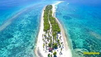 KALANGGAMAN ISLAND DAY TOUR PACKAGE FROM CEBU CITY