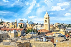Bethlehem & Jerusalem Full Day Tour from Tel Aviv