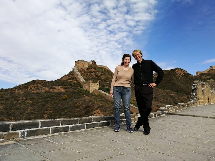 Show item 4 of 8. Private English-Speaking Driver to Jinshanling Great Wall